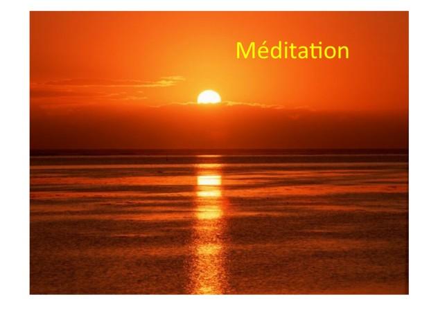 photo Méditation