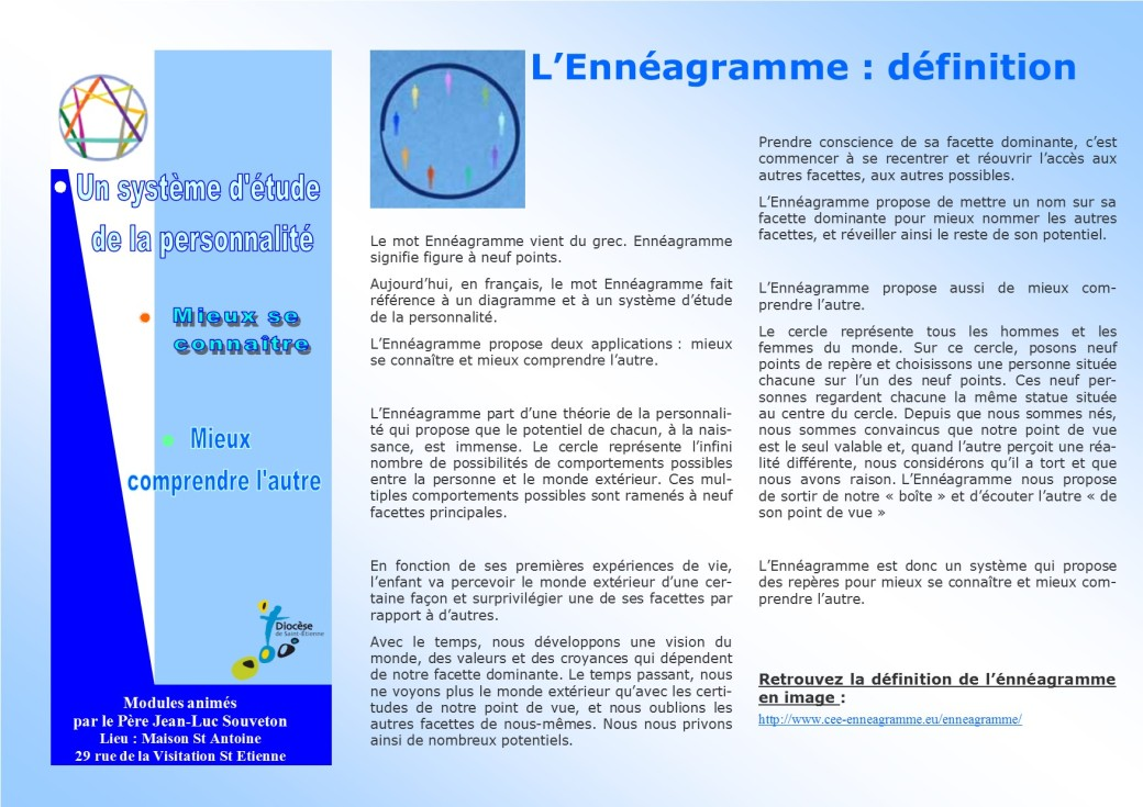Tract d'information